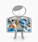 la gestion des photos du condominium (photothèque, médiathèque)